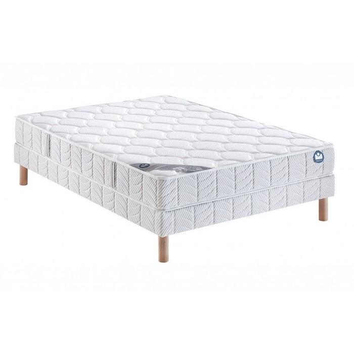 ensemble bultex nano i novo 120 blanc bultex la redoute. Black Bedroom Furniture Sets. Home Design Ideas