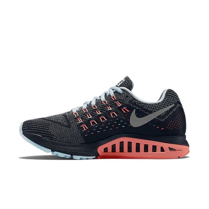 Basket nike air zoom structure 18 - 683737-401 noir Nike