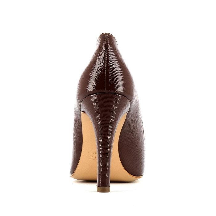 Escarpins femme marron muscat Evita