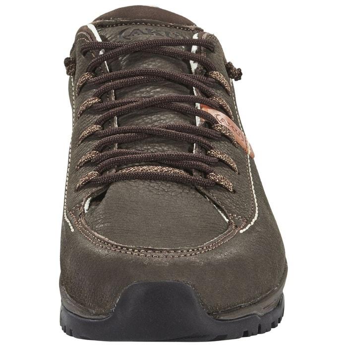 Nemes plus low - chaussures - marron marron Aku