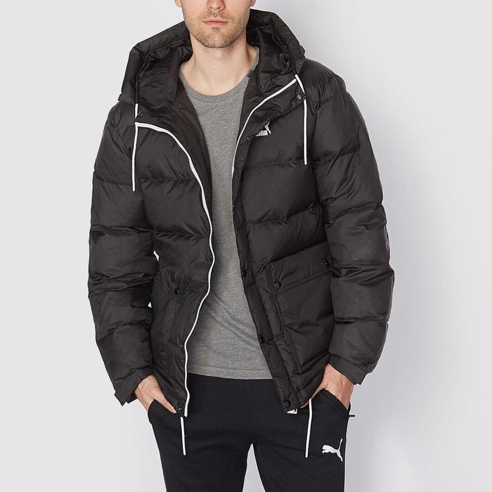 afbeelding Gematelasseerd jasje met kap PUMA