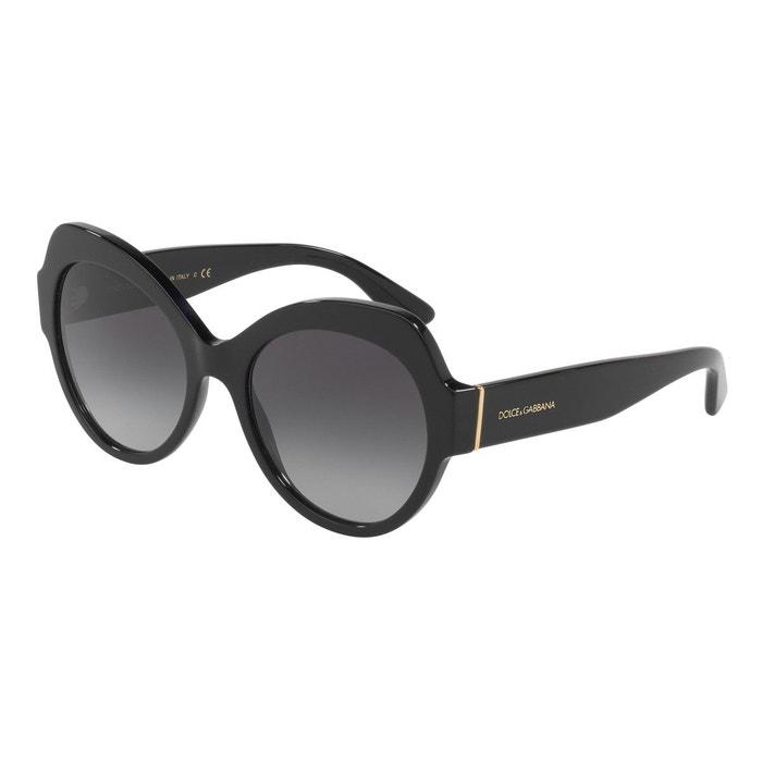 Lunettes de soleil dg4320 noir Dolce Gabbana | La Redoute Acheter Pas Cher Combien japo9Idfm