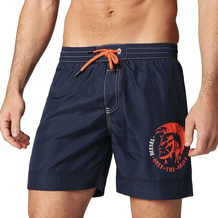 assez bon marché qualité fiable qualité de la marque Short de bain pour homme avec logo Mohawk Wave