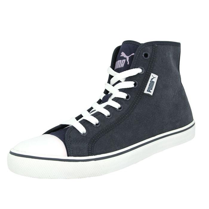 Puma streetballer mid chaussures mode sneakers unisex bleu  bleu Puma  La Redoute