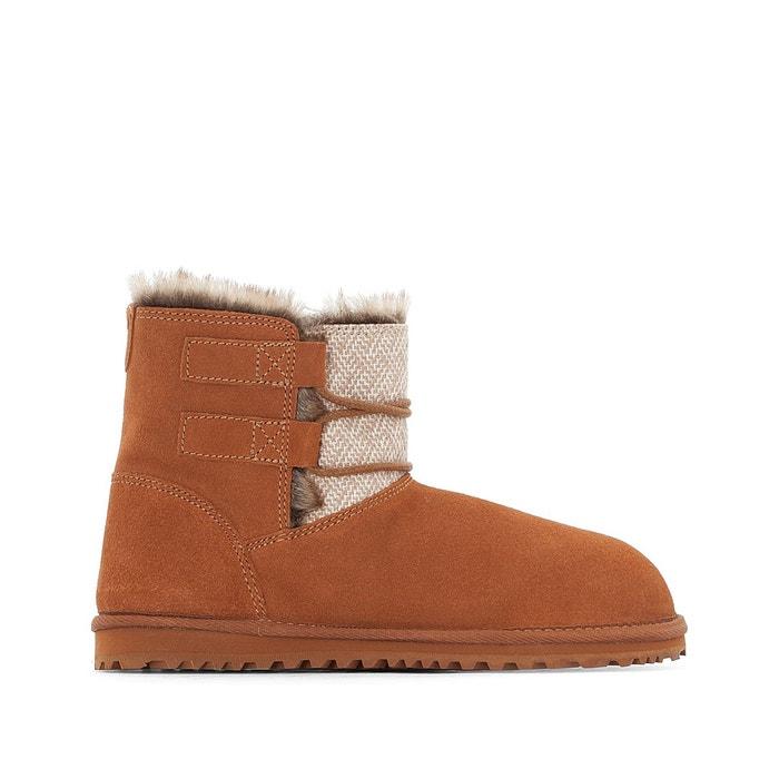Boots tara marron Roxy Populaire Pas Cher En Ligne 4sqbmw