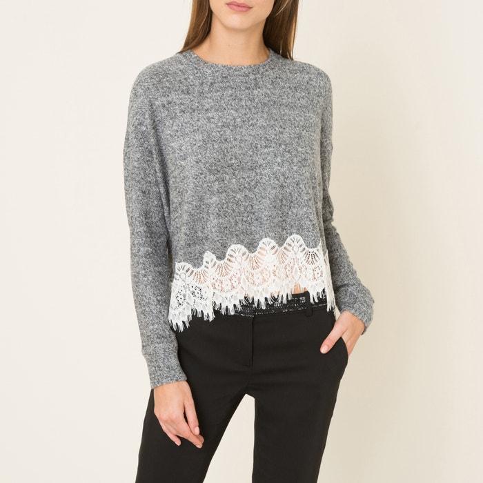 Image Lace Sweatshirt THE KOOPLES