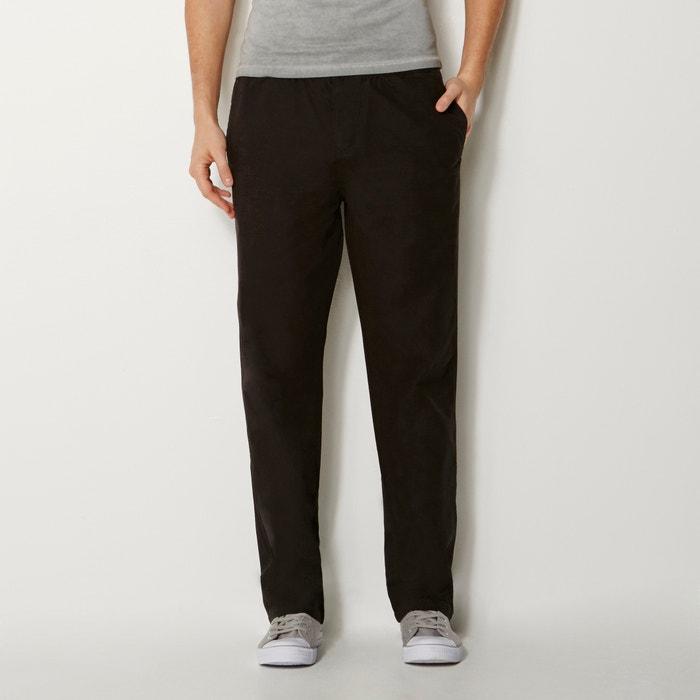 Pantaloni dritti, vita elasticizzata  La Redoute Collections image 0