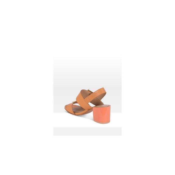 Sandales-gloire marron What For