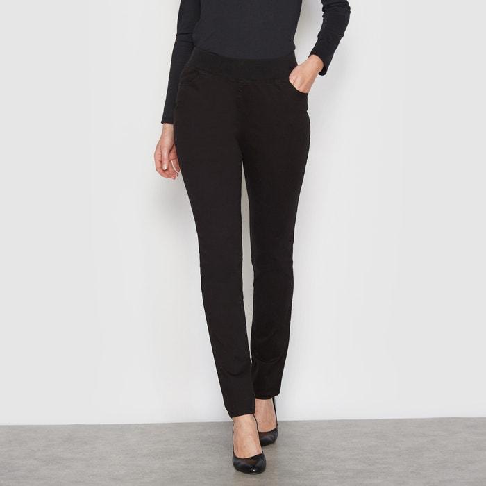 Image Pantaloni da infilare, cintura elasticizzata ANNE WEYBURN