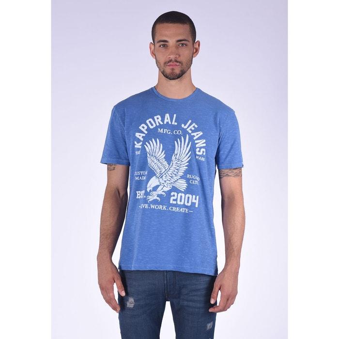 c6b9553370f86 Tee-shirt imprimé feutrine 100% coton busar Kaporal