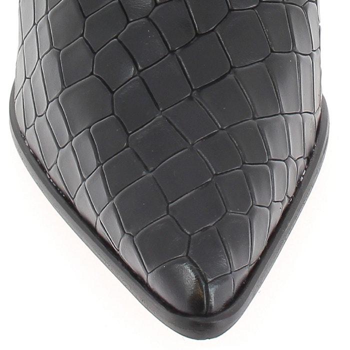Bottines adour 318 noir Elizabeth Stuart
