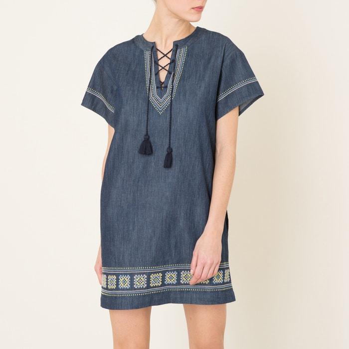 Image Ginie Embroidered Dress ATHE VANESSA BRUNO