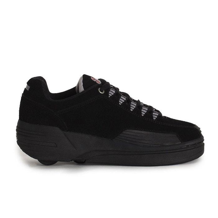 Baskets 3 wheelers - 5194blk noir Skechers