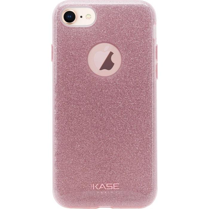 coque iphone 8 framboise