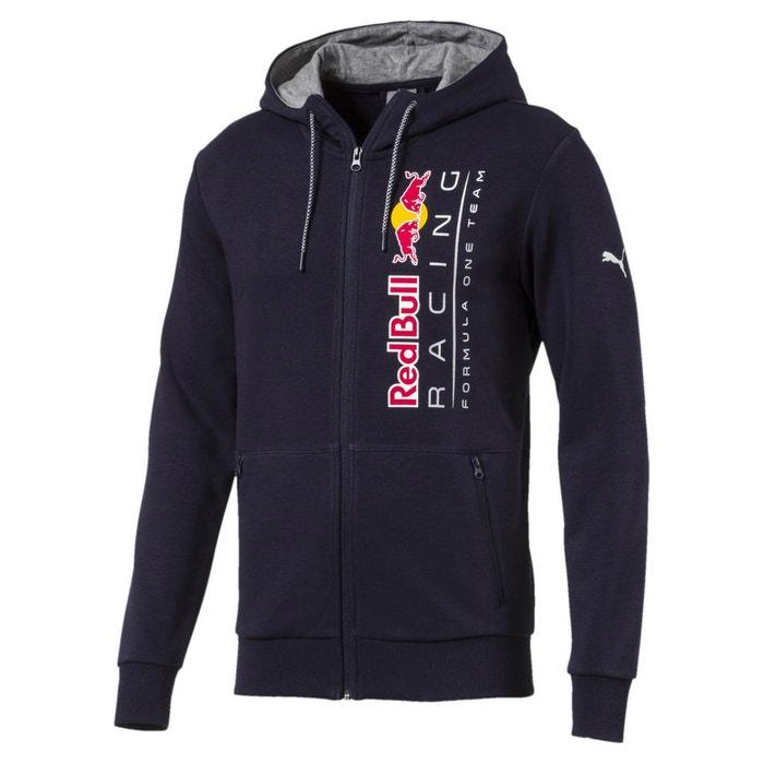 784c22be5e07b Blouson à capuche en sweat Red Bull Racing pour homme