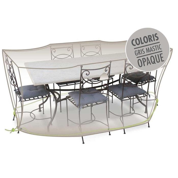 housse de protection pour salon de jardin 240 x 130 x 70. Black Bedroom Furniture Sets. Home Design Ideas