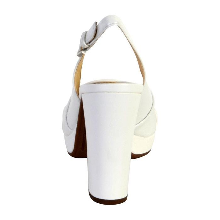 Sandale d mauvelle c blanc Geox