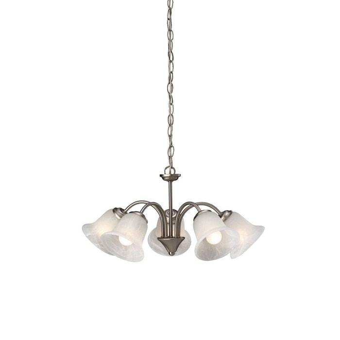 luminaire philips massive suspension 5 ampoules ma 400971710 autre philips la redoute. Black Bedroom Furniture Sets. Home Design Ideas