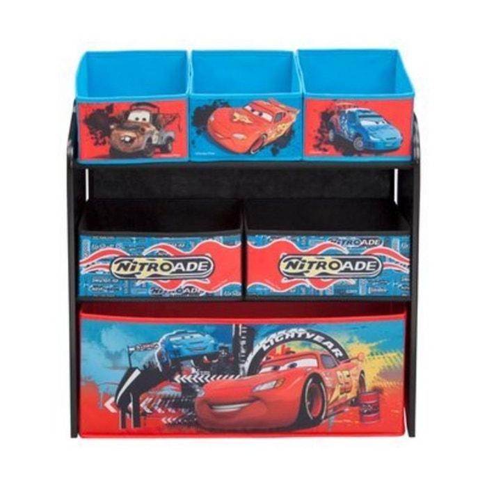 Baby walz le rangement jouets disney cars rangement de jouets caisse jouets rouge baby - Code promo baby walz frais de port gratuit ...