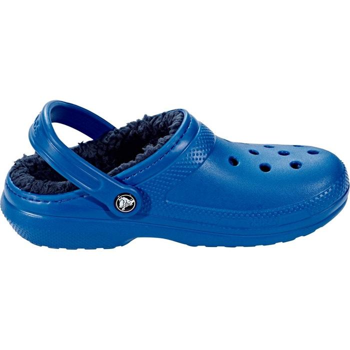 Classic lined - sandales - bleu bleu Crocs