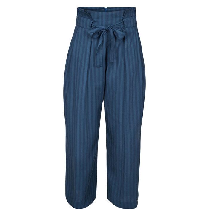 Pantaloni larghi con cintura da annodare  NUMPH image 0
