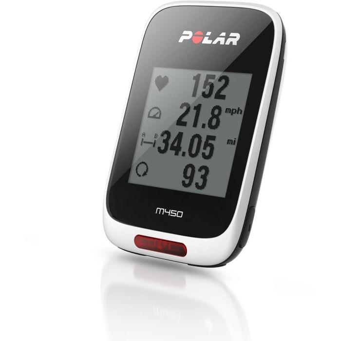Montre GPS POLAR Pack GPS M450 Cardio Ed