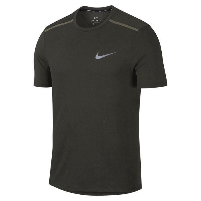 T-shirt running scollo rotondo, materiale traspirante  NIKE image 0