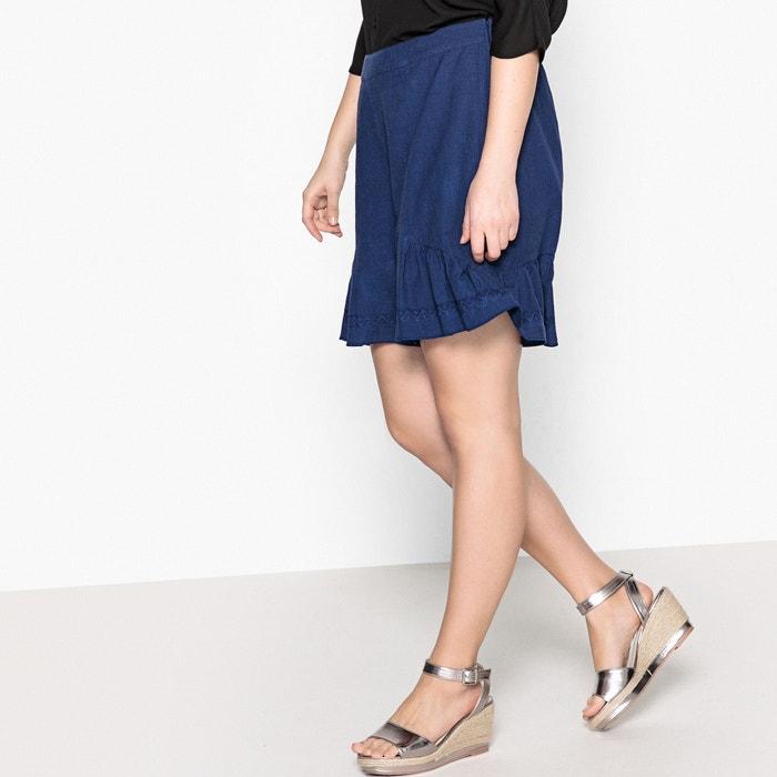 Shorts 52% lino  CASTALUNA image 0