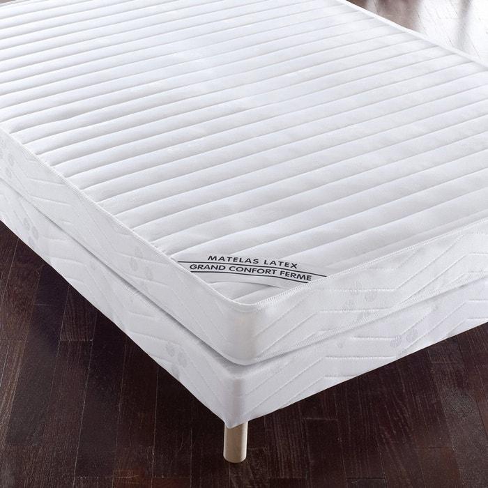 afbeelding Latex matras, stevig comfort La Redoute Interieurs