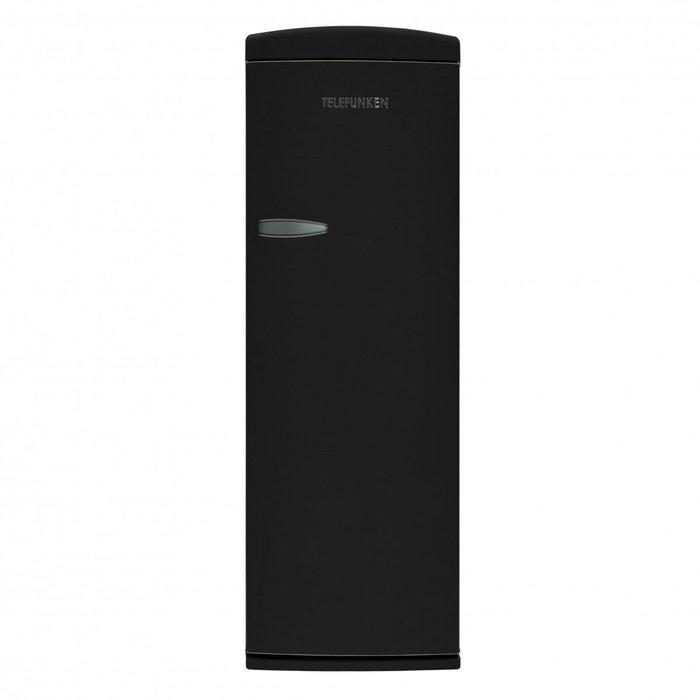 tfnvin311blk r frig rateur 1 porte vintage 304l noir telefunken la redoute. Black Bedroom Furniture Sets. Home Design Ideas
