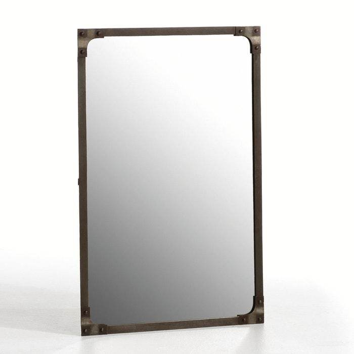 Espelho estilo industrial, Lenaig La Redoute Interieurs
