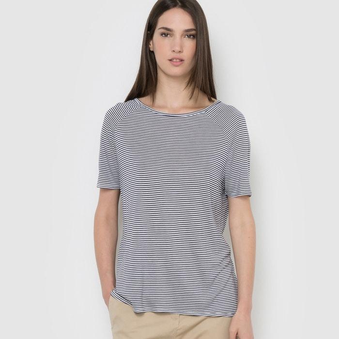 Image Lejący T-shirt w paski R essentiel