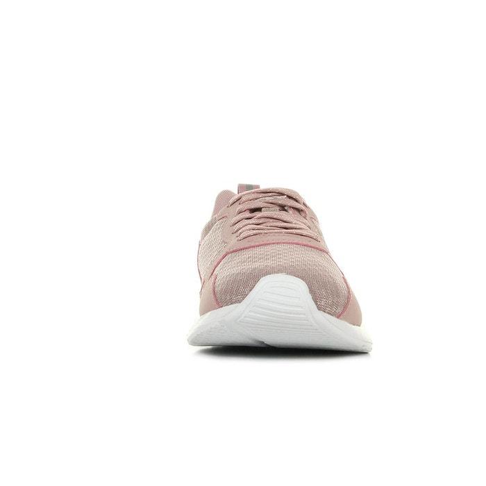 Lcs r600 feminine rose Le Coq Sportif