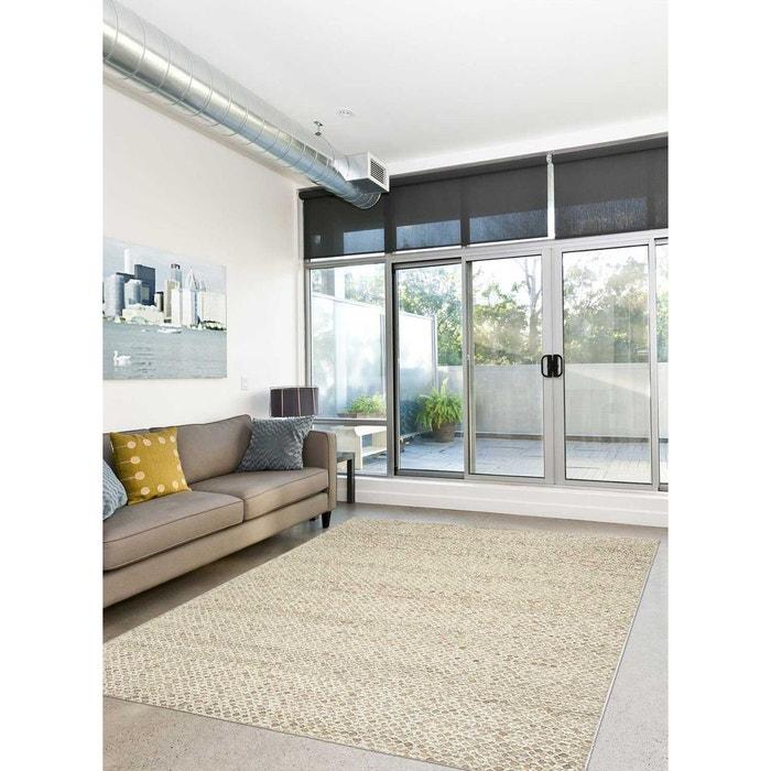 Tapis salon cardif tapis moderne par impalo beige impalo la redoute - La redoute tapis salon ...
