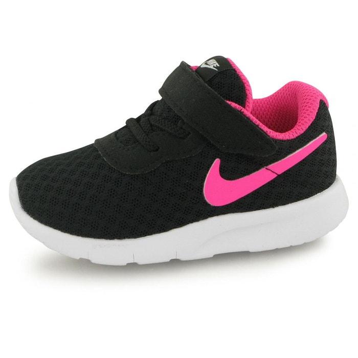 info for 2f0df 37bdf Chaussures tanjun noir Nike  La Redoute
