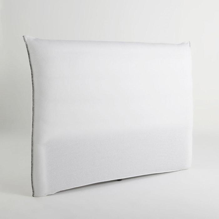 housse pour t te de lit pam am pm la redoute. Black Bedroom Furniture Sets. Home Design Ideas