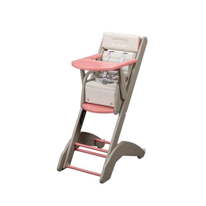 chaise haute multipositions manon combelle la redoute. Black Bedroom Furniture Sets. Home Design Ideas