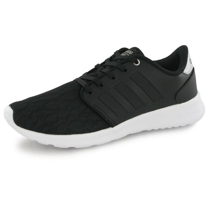 535087221ce69 Baskets cloudfoam qt racer noir Adidas   La Redoute