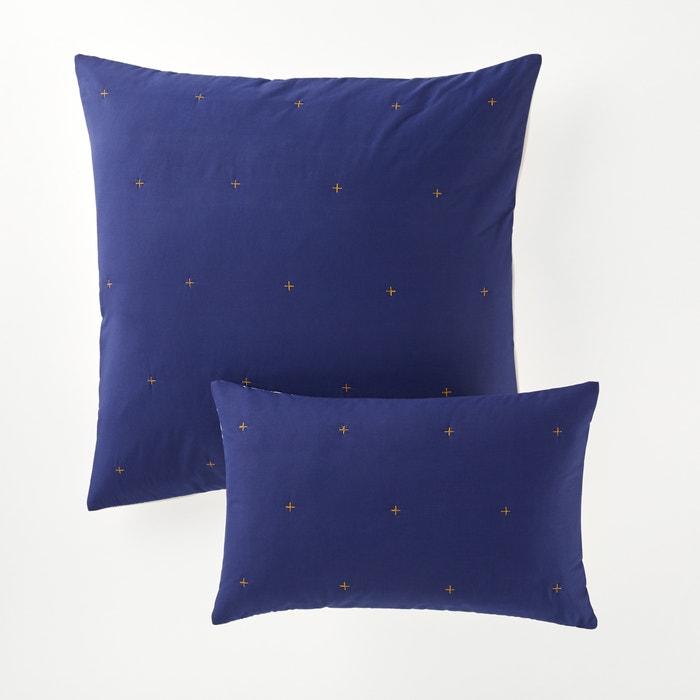 Floki Two-Tone Single Cushion Cover or Single Pillowcase