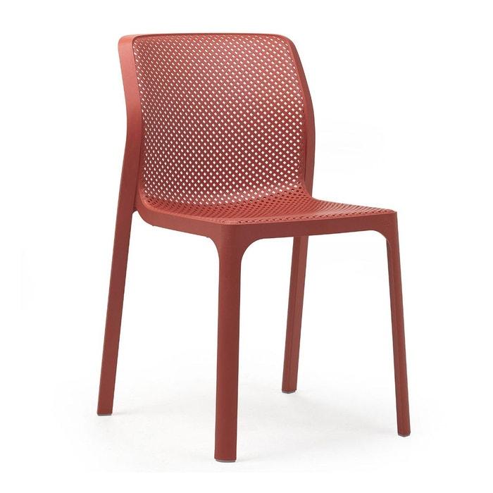 Chaise de jardin moderne et confort bit Nardi | La Redoute