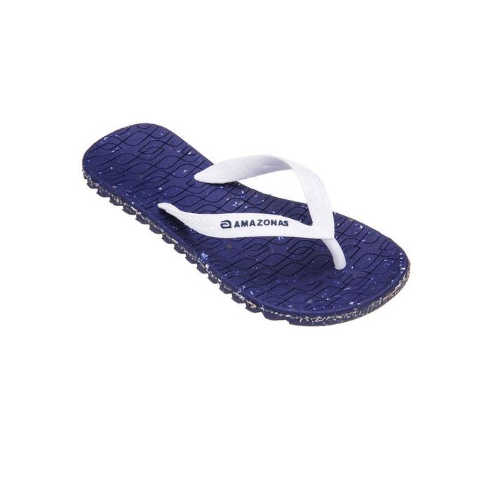 Tongs Flip Bleu Blanc Eco AMAZONAS et Garçon Flop awq4Rfnd