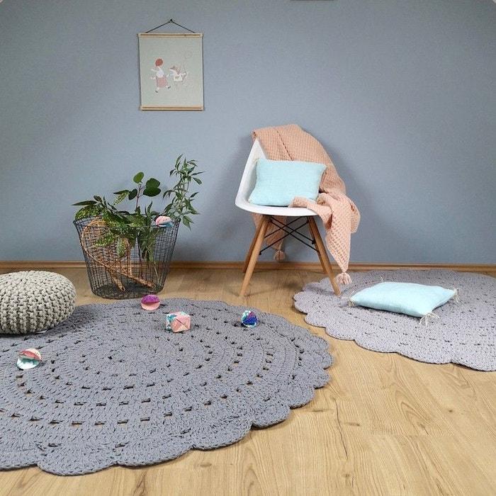 Alma gris rond lavable pour chambre bébé par nattiot Nattiot | La ...