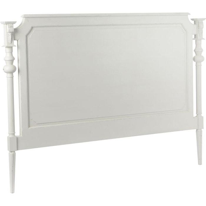 Tête de lit oeille 175cm blanc Amadeus  La Redoute