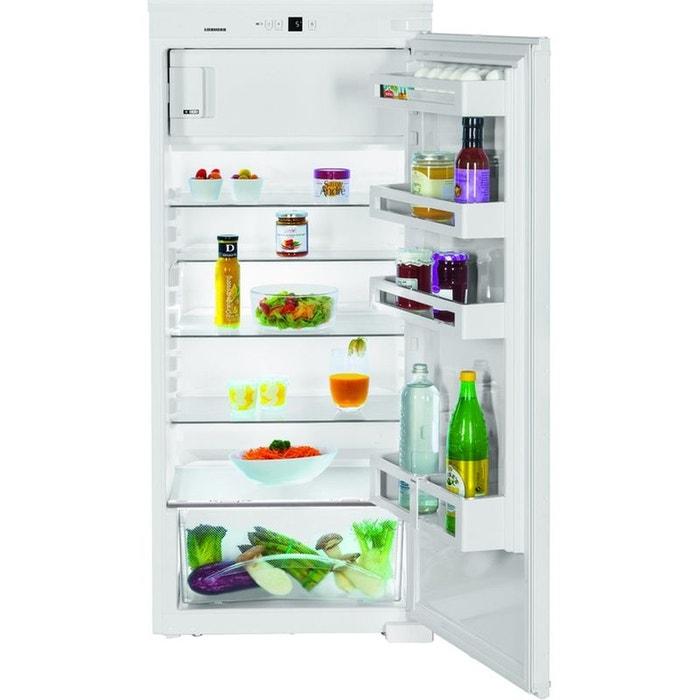 Réfrigérateur Intégrable Porte Iks Blanc Liebherr La Redoute - Refrigerateur liebherr 1 porte
