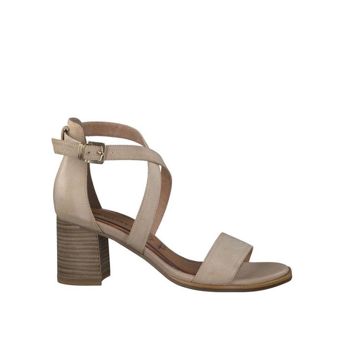 Sandales cuir Vivie TAMARIS