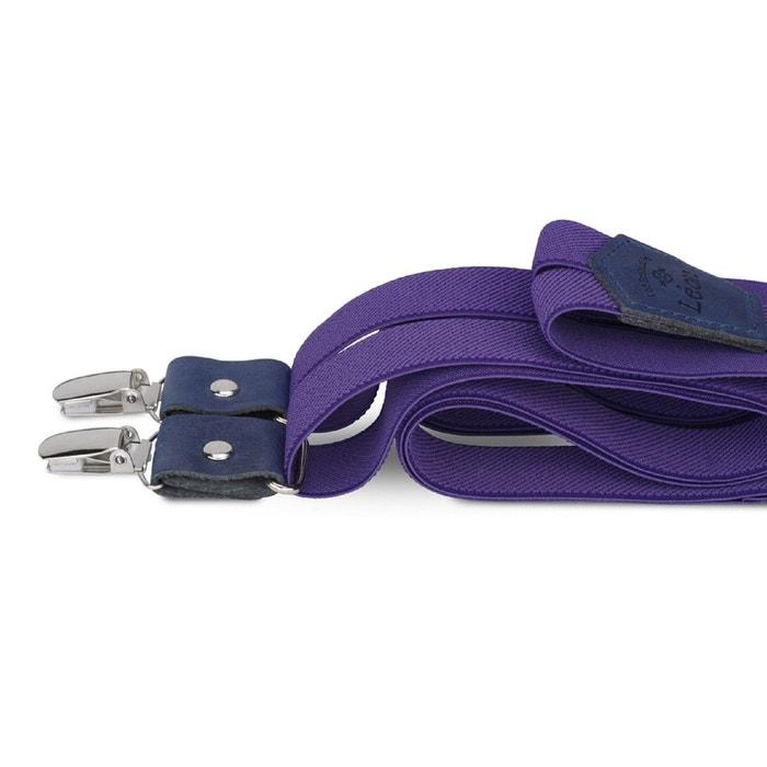 Bretelles fines purple rain violet Les Bretelles De Leon   La Redoute Pas Cher À Faible Frais D'expédition qqOJSbW