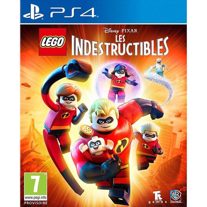 Lego Disney Pixar Les Indestructibles Ps4 Warner Bros