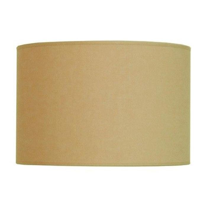 abat jour cylindre a la carte taupe en tissu taupe keria la redoute. Black Bedroom Furniture Sets. Home Design Ideas