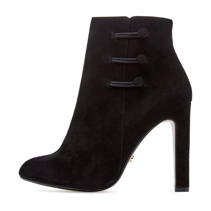 Boots cuir offguard   noir Dune London   La Redoute