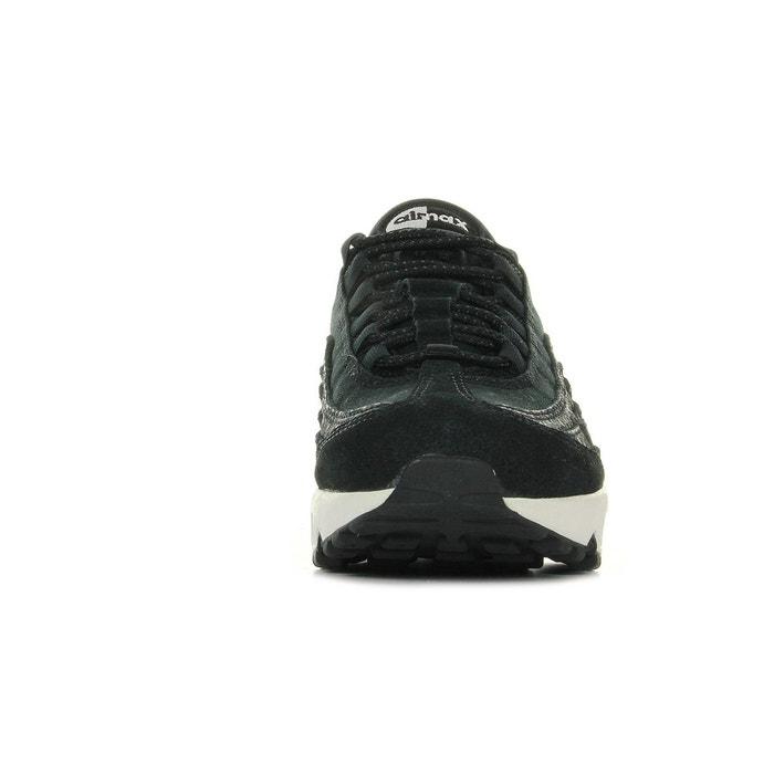 Baskets femme air max 95 premium noir Nike